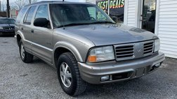 2001 Oldsmobile Bravada Base