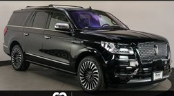 2018 Lincoln Navigator L Black Label