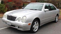 2001 Mercedes-Benz E-Class E 430 4MATIC