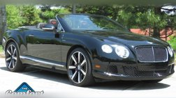 2014 Bentley Continental GT W12