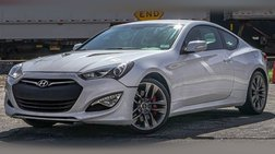 2014 Hyundai Genesis Coupe 3.8 R-Spec