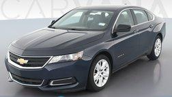 2017 Chevrolet Impala LS Fleet