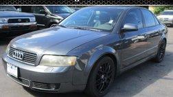 2005 Audi A4 1.8T quattro