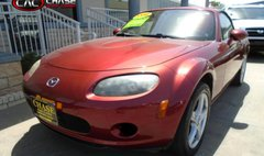 2008 Mazda MX-5 Miata Sport