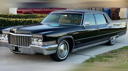 1970 Cadillac Fleetwood Fleetwood