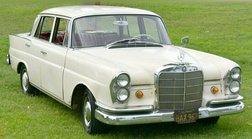 1963 Mercedes-Benz 1963 MERCEDES-BENZ 220 S