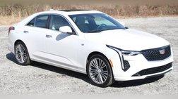 2021 Cadillac CT4 Premium Luxury