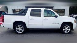 2007 Chevrolet Avalanche 2WD Crew Cab 130