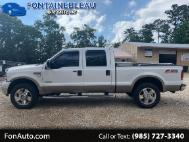2006 Ford F-250 Lariat Crew Cab Short Bed 4WD