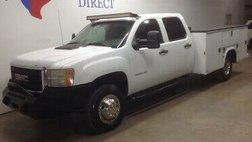 2014 GMC Sierra 3500 FREE HOME DELIVERY! 4x4 Diesel Knapheide Utility B