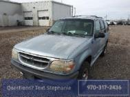 1998 Ford Explorer Limited