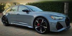 2021 Audi RS6 4.0T quattro Avant