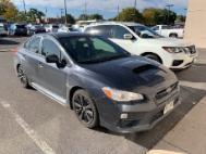2016 Subaru Impreza WRX Base