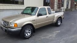 2002 Ford Ranger XLT SuperCab