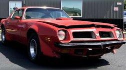 1974 Pontiac Hardtop coupe 455 Super Duty