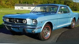 1965 Ford Mustang 289ci Coupe