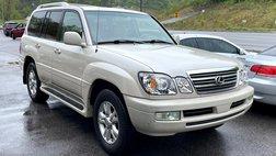 2004 Lexus LX 470 Base
