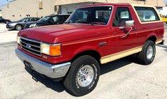 1990 Ford Bronco Base