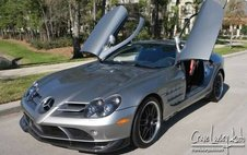 2007 Mercedes-Benz SLR MCLAREN Previous owner Michael Jordan