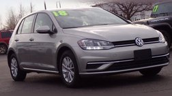 2018 Volkswagen Golf TSI S 4-Door