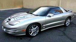 2001 Pontiac Coupe