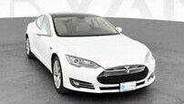 2014 Tesla Model S Model S Sedan 4D