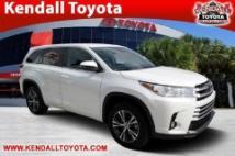 2017 Toyota Highlander LE Plus