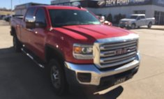 2016 GMC Sierra 2500HD Base