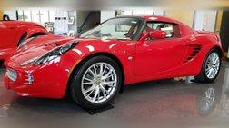 2008 Lotus Elise California Edition
