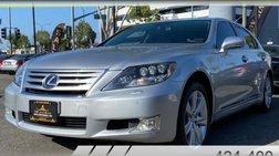 2011 Lexus LS 600h L Base