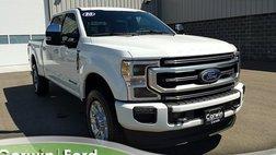 2020 Ford Super Duty F-350 Platinum