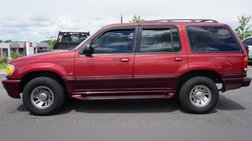 1999 Mercury Mountaineer Base