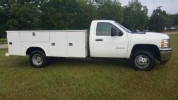 2014 Chevrolet Silverado 3500HD CC Work Truck