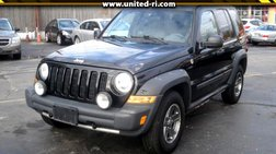 2005 Jeep Liberty Renegade