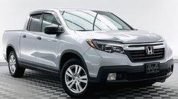 2018 Honda Ridgeline RT