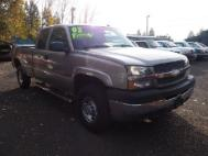 2003 Chevrolet Silverado 2500 LS H/D Extended Cab