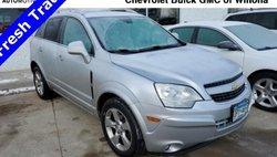 2013 Chevrolet Captiva Sport LTZ