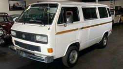 1986 Volkswagen Vanagon GL