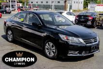 2015 Honda Accord LX   41,247 Mi. Brockton ...