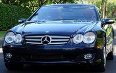 2008 Mercedes-Benz SL-Class SL 600