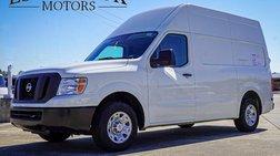 2020 Nissan NV Cargo SV Cargo