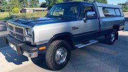 1991 Dodge RAM 250 ONLY 99K MILES MINT