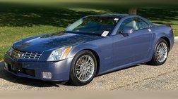 2007 Cadillac XLR Platinum Edition