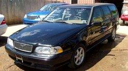 1998 Volvo V70 5dr Wgn Manual