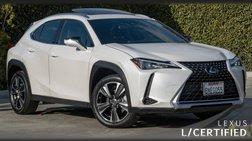 2020 Lexus UX 200 Base