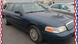 2003 Ford Crown Victoria Unknown
