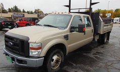 2009 Ford F-350 Lariat Crew Cab Long Bed DRW 2WD