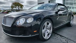 2014 Bentley Continental GT W12