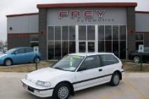 1991 Honda Civic DX