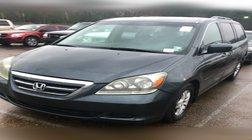 2006 Honda Odyssey 5dr 7-Passenger EX